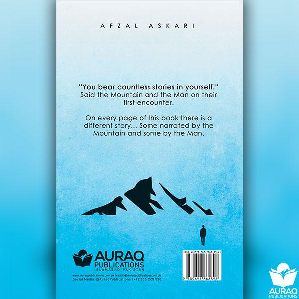 A Rare Mirror of God by Afzal Askari - Back Cover