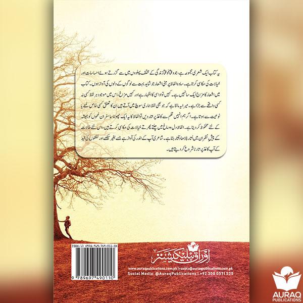 Talash e Gumshuda by Zaafir Ali -Back