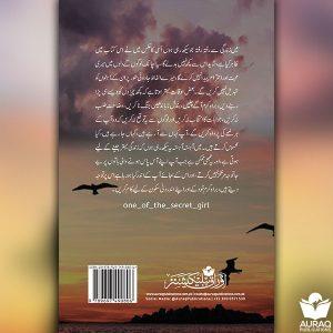Afsana e Zindagi by Sunehar Ishaq - Back