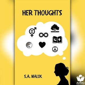 Her Thoughts by Sheeba Asad - Front