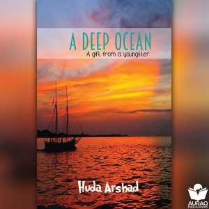A Deep Ocean by Huda Arshad - Front