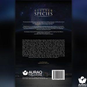 Divided Species Muhammad Omar Iftikhar - Back