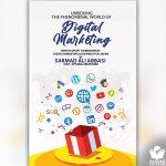 Unboxing the Phenomenal World of Digital Marketing by Sarmad Ali Abbasi - Auraq Publications