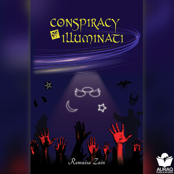Conspiracy of Illuminati by Romaisa Zain - Front