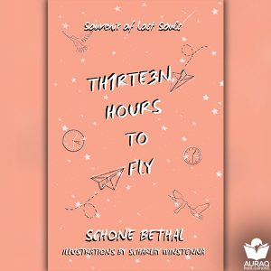 Thirteen Hours to Fly by Schone Bethal - Front Cover