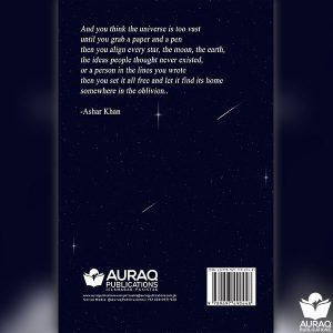 To the Moon and Back - Ashar Kahn - Back Cover