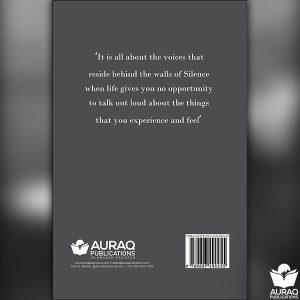 If Silence had a Voice by Saeeda Khoso - Back