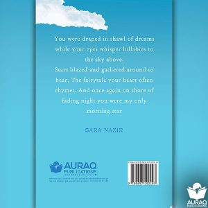 I Have Sky in Place of Soul by Sara Nazir - Back