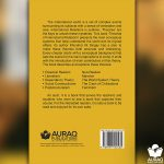 Theories of International Relations Depth and Breadth by Khurshid Ali Singay - Back
