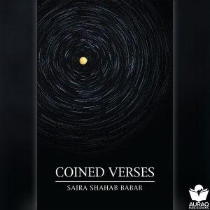 Coined Verses by Saira Shahab - Front