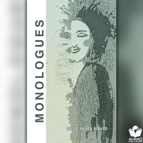 Monologues by Zill e Huma Navid - Front