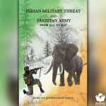 Indian Military Threat And Pakistan Army by Maj Gen Syed Ithar Hussain Shah (R) - Front