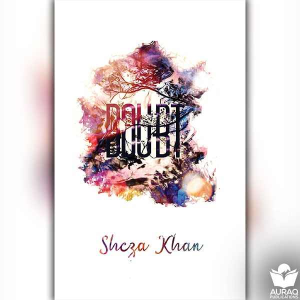 Doubt by Sheza Khan - Front