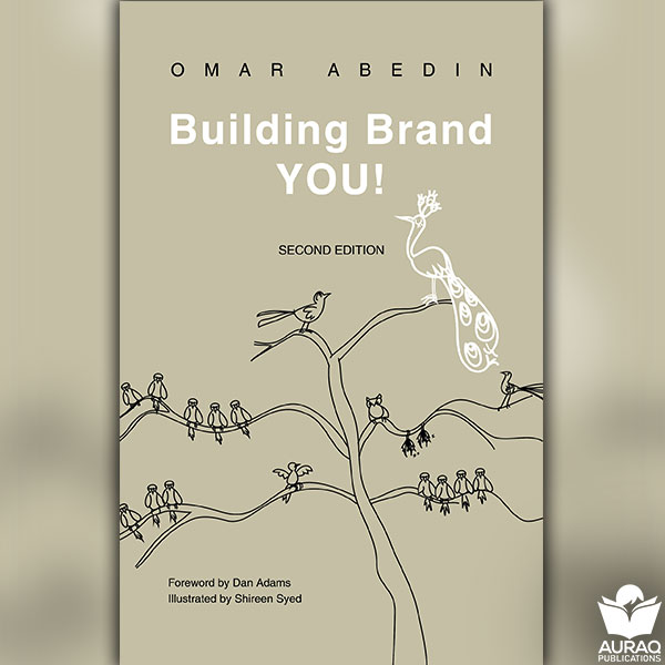 Building Brand YOU by Omar Abedin - Front