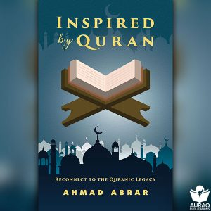 Inspired By Quran by Ahmed Abrar - Front