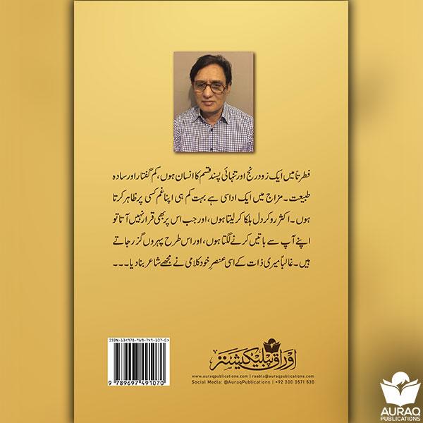 Tazeen by Amir Mehdi - Back