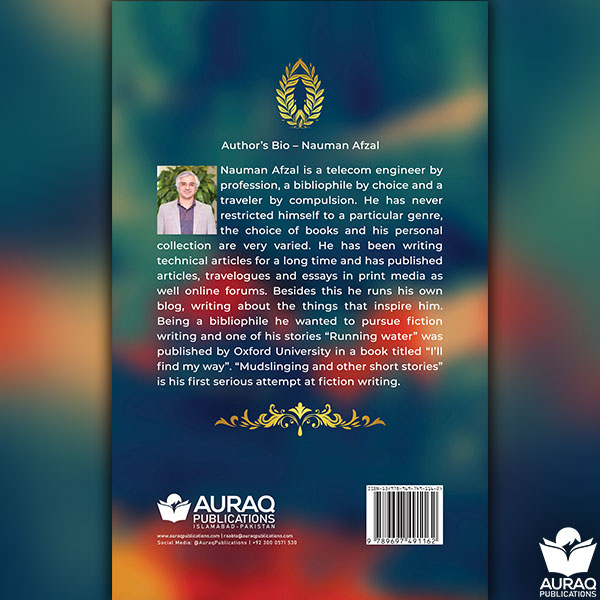 Mudslinging by Nauman Afzal - Back