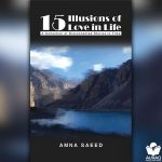 15 Illusions of Love in Life by Amna Saeed - Front