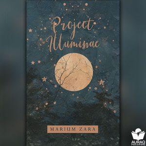 Project Illuminae by Marium Zara - Front