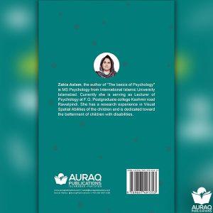 Basics of Psychology by Zakia Aslam - Back