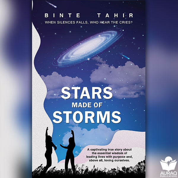 Star Made of Storms by Bante Tahir - Front