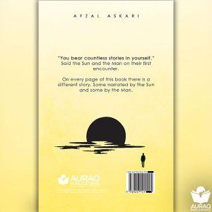 A Rare Glimpse of God Afzal Askari - Back - Auraq Publications