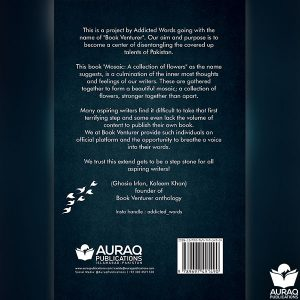 Mosiac Book - Back Cover