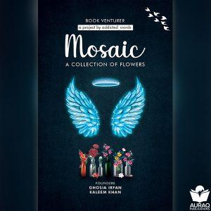 Mosiac Book - Front